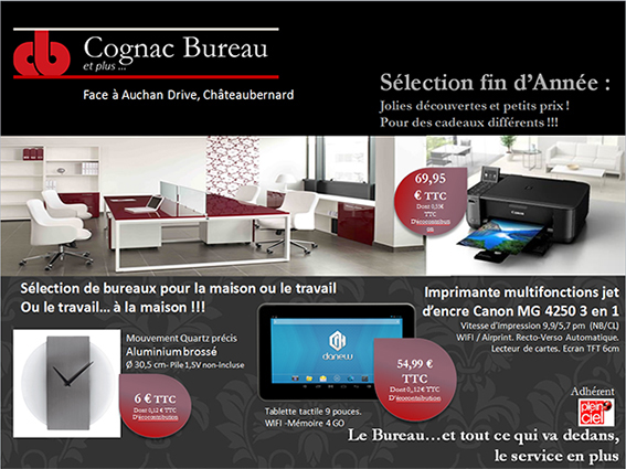 Flyer Cognac Bureau