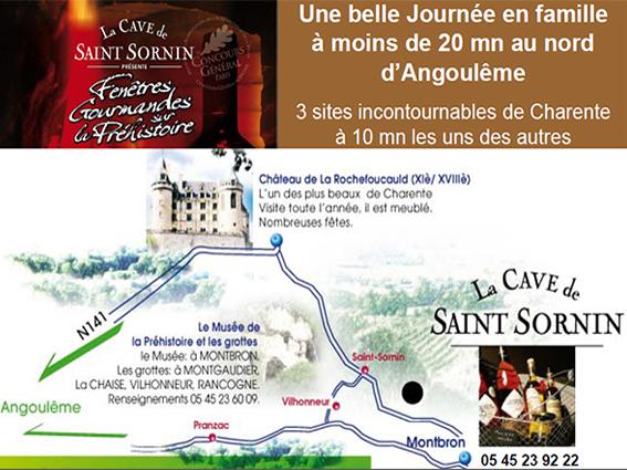 Flyer Saint Sornin