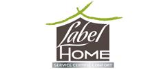 Logo Label Home